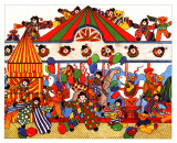 Carousel Clowns