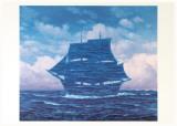 Le séducteur Reproduction d'art par Rene Magritte