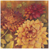 Autumn Dahlias II