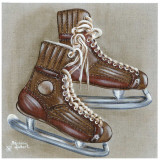 Patins Rouges