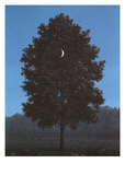 Le seize septembre Reproduction d'art par Rene Magritte