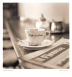 Caffe, Firenze Reproduction d'art par Alan Blaustein