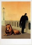 Le Mal du Pays c. 1941 œuvre par Rene Magritte