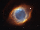 Hubble Telescope Image of the Helix Nebula