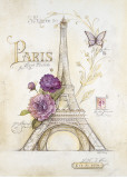 Eiffel Tower Roses