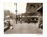Delancey Street  Manhattan  c1907