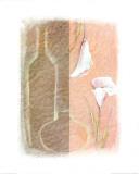 Callas and Vase