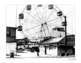George Tilyou Ferris Wheel  Coney Island  c1897