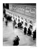 Grand Central Station  new York City  c1930