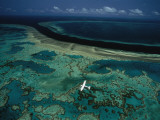 The More Than 1 250 Mile Long Great Barrier Reef Along Australia