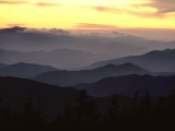 Clingman's Dome Is the Highest Point in Tennessee at 6 643 Feet