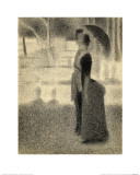 Study for &#39;La Grande Jatte&#39;