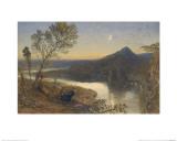 Classical River Scene