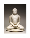 Marble Statue of a Tirthankara