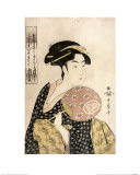 Ohisa of the Takashima Tea-Shop