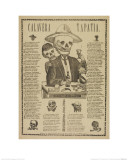 Calavera Tapatia