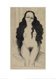 Nude with Long Hair (Dolores Olmedo)  1930