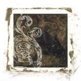 Embellished Scroll Nine Patch I
