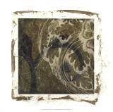 Embellished Scroll Nine Patch III