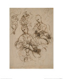 Studies of the Virgin and Child