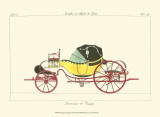 Antique Carriage I