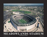 New York Giants at New Meadowlands Stadium