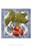 Radishes Tile