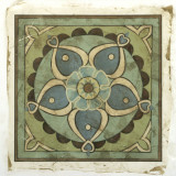Ornamental Tile VI