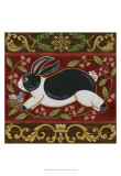 Folk Rabbit I