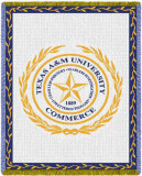 Texas A&amp;M University  Commerce Seal