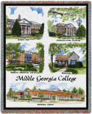 Middle Georgia College  Collage