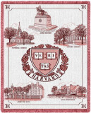 Harvard University  Collage and Seal