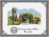University of the Pacific  Gates