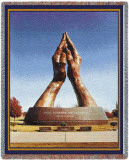Oral Roberts University  Praying Hands