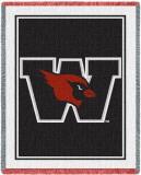 Wesleyan University  Cardinals Mascot