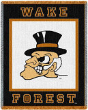 Wake Forest University  Deacon Head