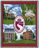 Susquehanna University  Emblem Buildings