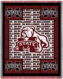 Mississippi State University  Go Mascot