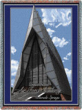 US Air Force Acedemy  Chapel