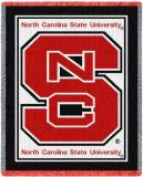 North Carolina State University  Logo Black