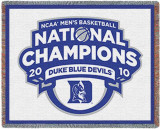 Duke University  2010 NCAA Champions