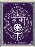 College of St Catherine  Seal
