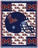 University of Mississippi  Ole Miss Helmet