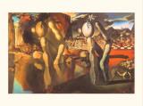 Métamorphose de Narcisse, 1937 Reproduction d'art par Salvador Dalí