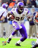 Adrian Peterson 2010 Action