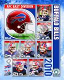 2010 Buffalo Bills Team Composite