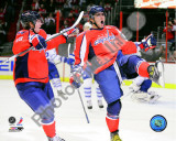 Alex Ovechkin & Nicklas Backstrom 2010-11 Action