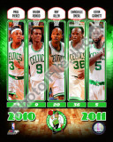 2010-11 Boston Celtics Team Composite