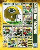 2010 Green Bay Packers Team Composite