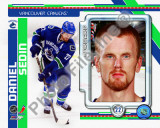 Daniel Sedin 2010 Studio Plus